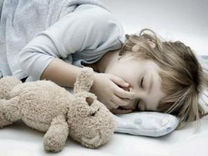 Тошнота и жжение у ребенка как побочный эффект