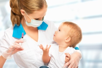 Вакцинация малыша