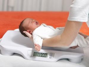 Недостаток веса - причина медотвода от прививок