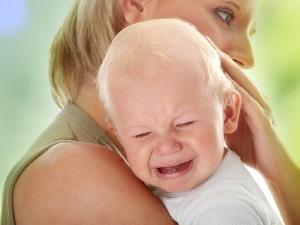 Колики - побочный эффект от Ацикловира у новорожденных