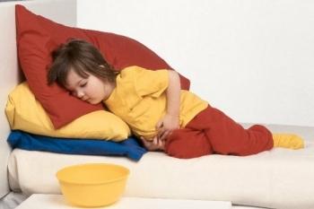 Симптомы отравления у ребенка