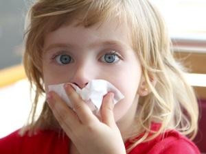 Проблема вирусного заболевания у ребенка