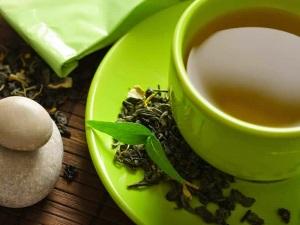 Польза зеленого чая при рвоте